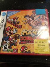 Mario Vs Donkey Kong Mini Land Mayhem! Nintendo DS Brand New Factory Sealed