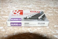 C11  Piko 55208  Übergangsgleis 62 mm Universal  2 Stück