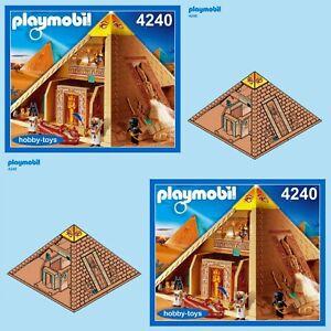 * Playmobil * EGYPTIAN PYRAMID 4240 * Spares * SPARE PARTS SERVICE *