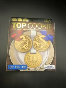 Fred and Friends Top Cookie Cookie Cutters Medals - Brand New in Box