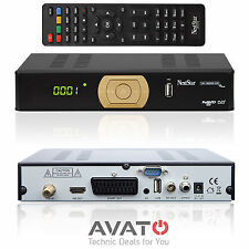 NEXT YE-18000 Full HD Digitaler Sat Receiver DVB-S2 HDTV HDMI SCART USB 1080p