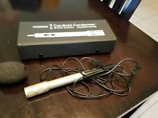 Superscope EC-3S Cardioid Condenser Microphone TESTED WORKS COMPLETE