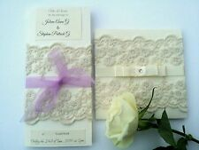 Seal Personalised 10-50 Wedding Cards