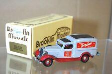 Brooklin Modelli Brk 16 1936 dodge Van Burma Shave in Scatola Mq-
