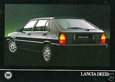 Brochure LANCIA DELTA  1300  1500A  GT1600  Francais