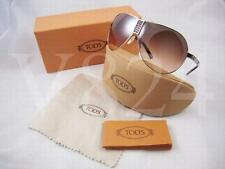 TOD'S TODS Sunglasses TO 07 T007 TO07 Gold TD0007 28G