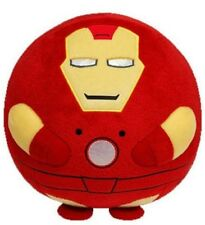 Marvel IRON MAN TY Beanie Baby Ballz (Regular Size - 4 inch) - Plush Ball Toy
