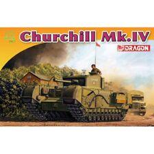 Dragon 7424 British Churchill MK. IV KIT MODELLINO IN SCALA 1/72
