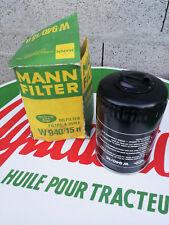 DESTOCKAGE ! Filtre a huile MASSEY FERGUSON F20 20 30 5 HANOMAG F35 F46 SERIE B