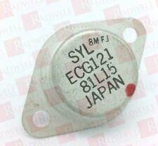 New ECG121 Germanium PNP Transistor = NTE121 AUDIO POWER AMP 45V 7A A1