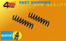 2x BILSTEIN MERCEDES E-CLASS W211  COIL SPRINGS REAR SUSPENSION  HQ