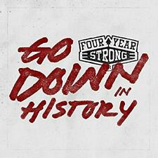 """Four Year Strong - Go Down In History (NEW 12"""" VINYL EP)"""