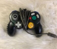 Mad Catz Nintendo Game Cube Controller 2.4 GHz Clear Black Game Stop