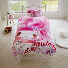 My Melody Bed cover 3-piece set (single) SANRIO Kawaii Style Anime Hello Kitty