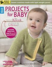 Projects for Baby Made with the Knook by Karen Ratto-Whooley (2014, Paperback)