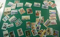 über 40 Sammelbilder Automatenbilder Zigarettenbilder John Player Bergmann K-776