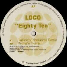 "Loco - Eighty Ten (12"") Vinyl Schallplatte - 23718"