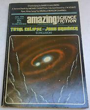Amazing Science Fiction - US Digest – June 1974 – Vol.48 No.1 - John Brunner