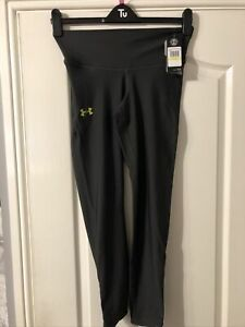 Ladies Under Armour Compression Leggings Size Medium