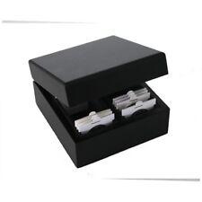 SAFE Edle Holzbox für Münzrähmchen