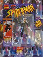 Marvel Legends Retro BLACK CAT 6in Action Figure Spider-Man IN STOCK