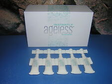 ( D 8) JEUNESSE INSTANTLY AGELESS 5 x 0,6ml MHD 2/19 adatto RUGHE &
