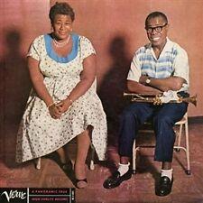 VERVE | Ella Fitzgerald & Louis Armstrong - Ella And Louis 200g 2LPs (45rpm) NEU