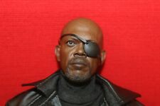 HOT TOYS 1:6TH SCALE MARVEL NICK FURY FIGURE NO BOX