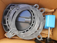 CEPEX BUTTERFLY VALVE GEAR OPERATED 10 IN. PVC EPDM 316 CODE# CPX22411GR