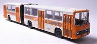 H0 BREKINA Bus Ikarus 280.02 Gelenkbus Stadtbus Jägermeister Ostseetrans # 59704
