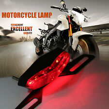 Professional LED Motorcycle Rear Tail Light Good Quality Brake Stop Light WC