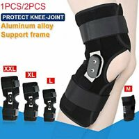 Sports Knee Protector Brace Open Patella Support Stabilizer Medical Sports Wraps
