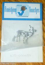 Selley HO #459 Elk Figure (Light Cast Metal Kit)