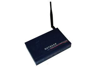 Netgear FM114P Wireless Firewall Print Server                               **10