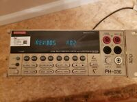 Keithley 2700 Multimeter/Data Acquisition System with Keithley 7708