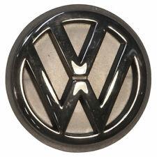 MK3 GOLF Rear VW Emblem in Black - 1H6853630C