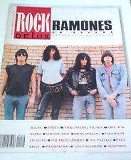 """REVISTA """"ROCK DE LUX NUMERO 49"""" EN MUY BUEN ESTADO RAMONES PIXIES LOS ENEMIGOS R"""