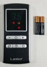New listing Lasko 5588 Digital Ceramic Tower Heater Replacement Remote Control w/ Batteries