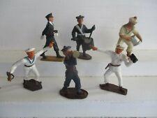 Lot de petit soldats Marins, Starlux et divers