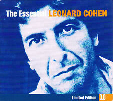 COFFRET 3 CD - THE ESSENTIAL LEONARD COHEN