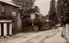 Wargrave Posted Henley Road & Pub.