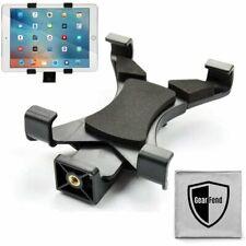Universal Tablet Tripod Mount Holder for Apple iPad, Air, Mini, Samsung Tab