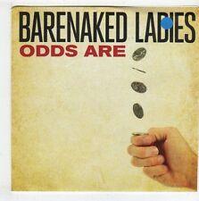 (EZ33) Barenaked Ladies, Odds Are - DJ CD