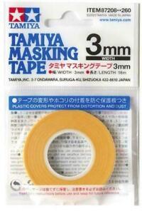 Tamiya 87208 Masking Tape 3 mm