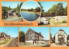 98701 Großbreitenbach  -  Betriebsferienheim des RAW Meiningen - Rathaus  - 1988