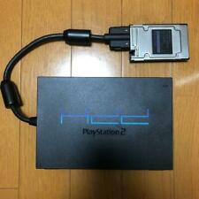 PS2 Hard Disk Drive HDD SCPH-20400 Sony Playstation 2 Adapter Set USED FedEx [K]