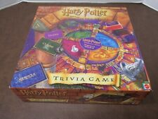 2000 MATTEL Harry Potter and The Sorcerer's Stone TRIVIA board Game