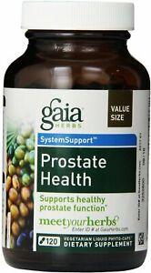 Prostate Health by Gaia Herbs, 120 caplet
