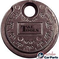 Spark Plug Gap Tool & Gauge T&E Tools 7010 automotive power equipment marine