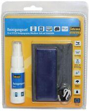 2x Reinigungs-Set Spray Mikrofaser Tuch Handy Tablet Brille LED LCD TV Fernseher